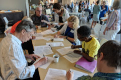 Congressional letter writing campaign begins