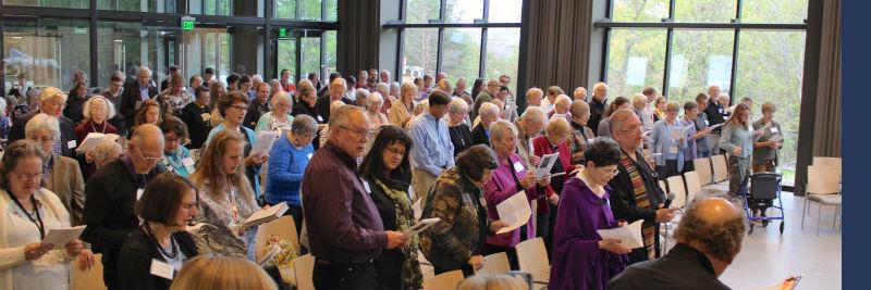 Unitarian Universalist Society worship service