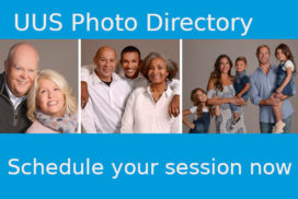 UUS Photo Directory Signup