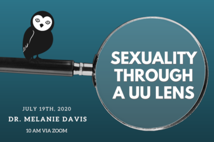 Sexuality Through a UU Lens Cover