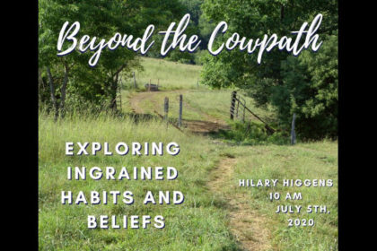 Beyond the Cowpath Service Promo