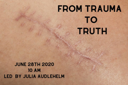 From Trauma to Truth Service Promo